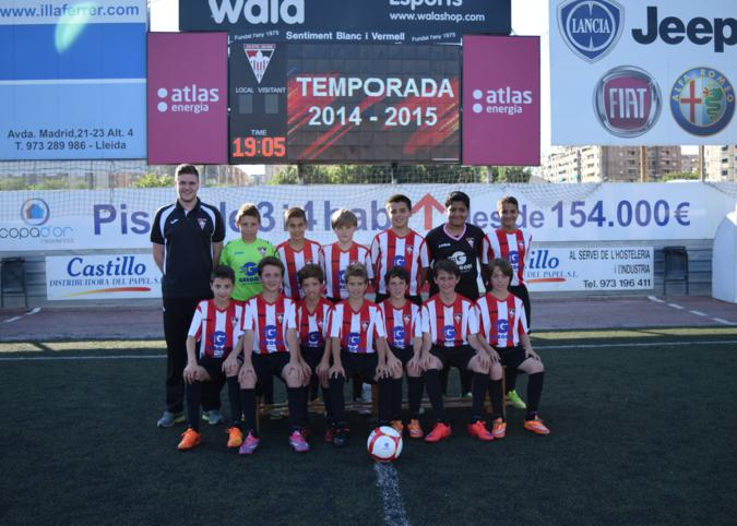 What Is Svt >> Club Atletic Segre - Equipos Alevin A
